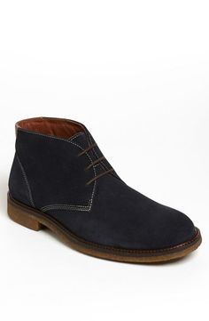 Johnston & Murphy 'Copeland' Suede Chukka Boot