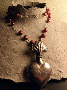 Ex Voto Sacred Heart