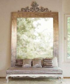 Creazioni Baroque Mirrors 4 #baroque #mirror #chair #interior #design #sofa #glamour #unique #home #idea #cool #furniture