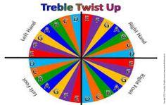 Treble Twist Up $0.99
