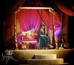 bride, swing idea