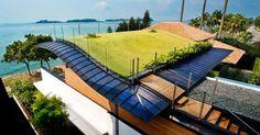 Modern Bungalow by Guz Architects