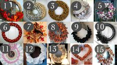15 Wreaths to Decorate Your Home