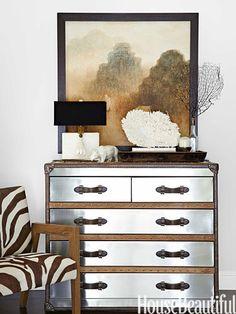 armchair, decor, interior, vignett, dresser, hous, pottery barn, abod dejour, chest of drawers