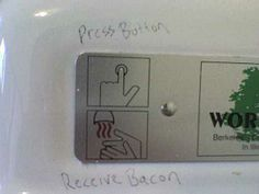 For a truly full-service lavatory.