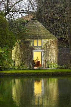 Garden guest house