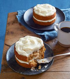 Parsnips make a surprisingly delicious addition to this rich, spiced fall cake.