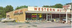 Western Auto Stores