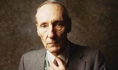 William Burroughs. Photograph: William Coupon