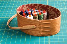 Sewing Basket For th