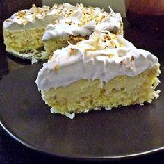 Coconut Cheesecake...omg