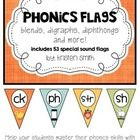 This packet is designed to help your students master their blends, digraphs, diphthongs, and special sounds.   Students need visual, audio, and kin...