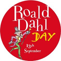 Roald Dahl Day, September 13! :: PragmaticMom