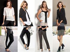 Top picks for a monochromatic look. #ezibuyblog