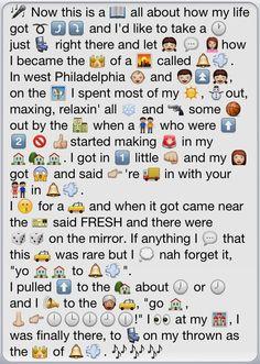 Pin Emoji-songs-fresh-prince on - 30.0KB