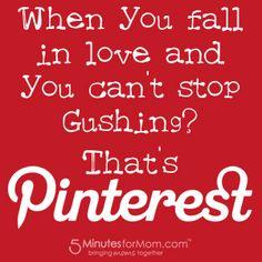 That's Pinterest :)