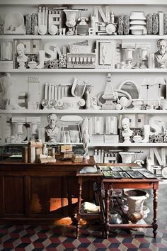 A Delightful Collection of Trompe L'Oeil Wallpaper   Apartment Therapy