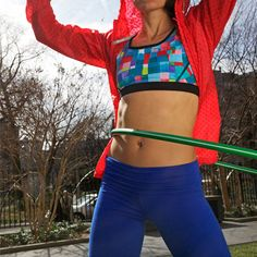 Get in Gear! Colorful Fitness Fashion for Spring