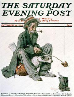 Hobo  October 18, 1924