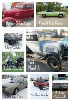 Best of UsedRegina.com's classic cars. Some real beauties here. #vintage #classiccars #vintagecars