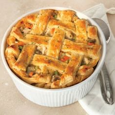 The Ultimate Chicken Pot Pie Recipe | Key Ingredient