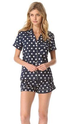pajamas, dots pijama, dot pj, elois pajama, polka dots