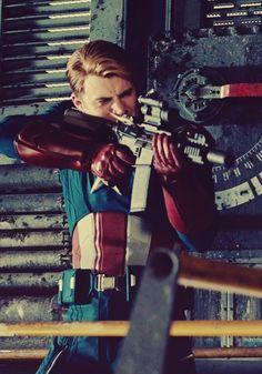The Avengers | Captain America