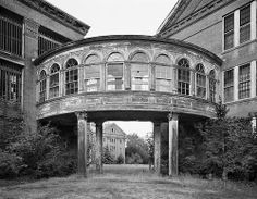 Abandoned Asylums 8 christoph payn, state hospit, taunton state, architectur, infirmari ward, bridg, abandon place, abandon asylum, hospitals