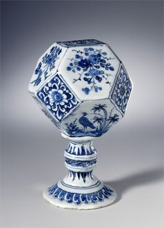 De Grieksche A Pottery, Delft, Adriaen Kocks, (manufacturer) Showpiece (c. 1685–90)