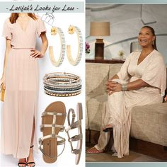 Queen Latifah's Look for Less: May 16