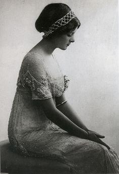 Gladys Cooper, 1912.