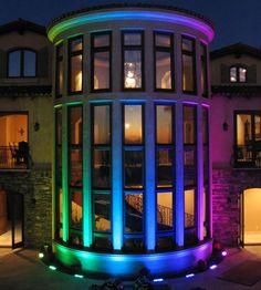 RGB wall washer