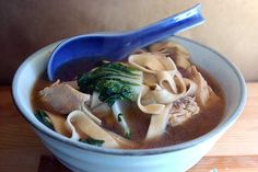 Chinese Chicken Soup, great for when you're not well.