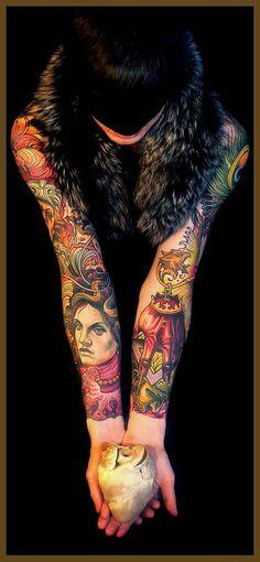 nice arm ink