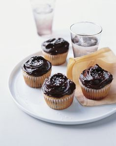Chocolate Chip Cupcakes from Martha Stewart's Cupcakes