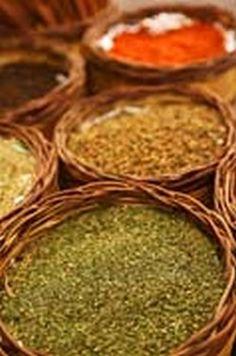 Recipe: Ethnic Spice Blends