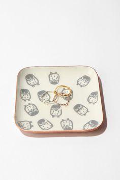 Owl Trinket Dish  #UrbanOutfitters
