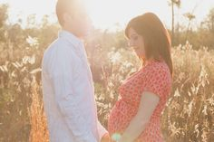 Beautiful maternity session.