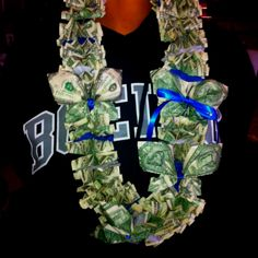 Money Lei for graduation