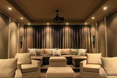 Basement/Rec/Media Room on Pinterest