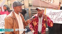 Oromo Community Demonstration in Toronto on The Canada Africa 2014 Busin...