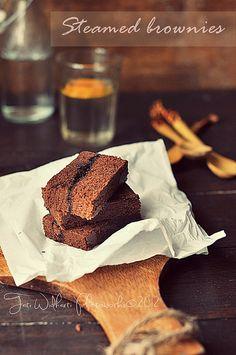 steamed brownies... by tatiwidarti nbs, via Flickr