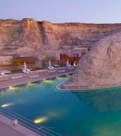 Travel Inspiration: Amangiri Resort, Utah