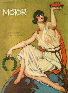 Motor 1921-01