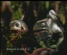 Budweiser Commercial - Lizards