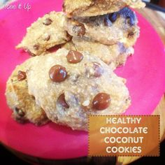 Tone It Up - Healthy Chocolate Coconut Cookies