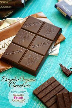 Dagoba Organic Chocolate Giveaway on FamilyFreshCooking.com | photos © MarlaMeridith.com