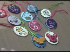 make plastic decorations using UTEE