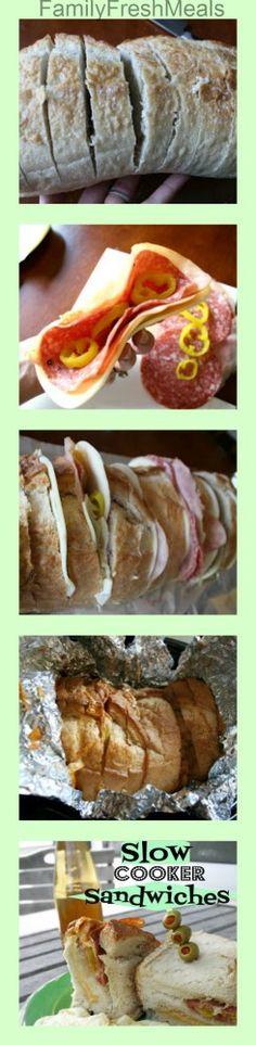 BEST sandwiches EVER!!!!