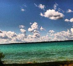 Elk Lake Michigan #puremichigan